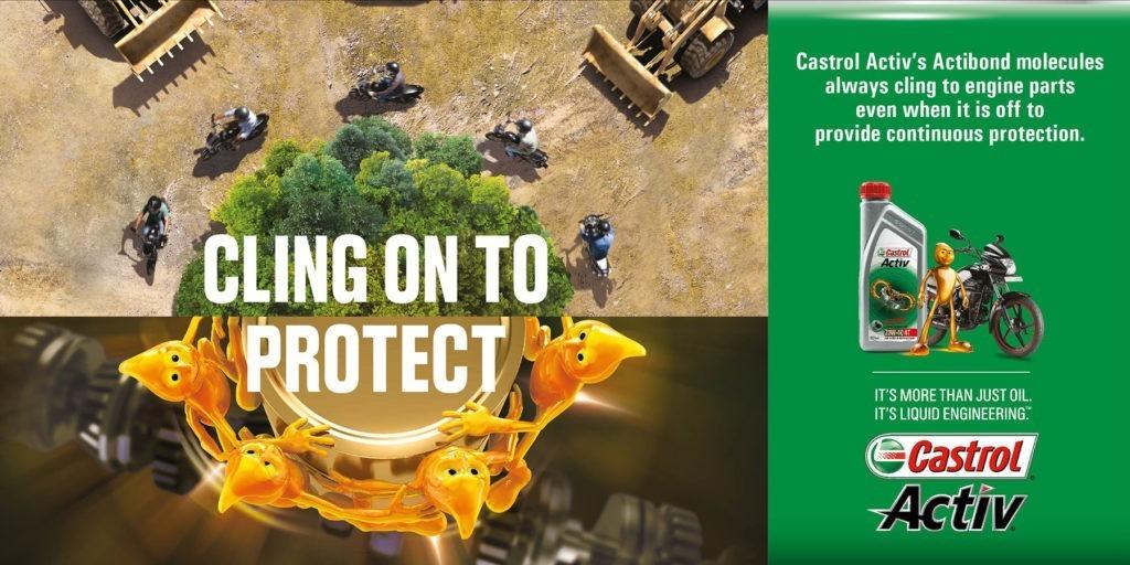 Castrol-Active Banner